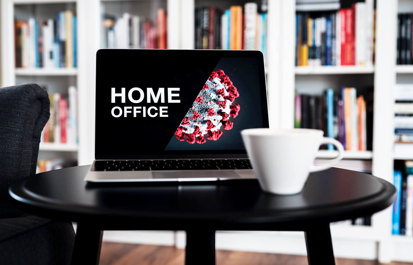 working from home cloud-based payroll