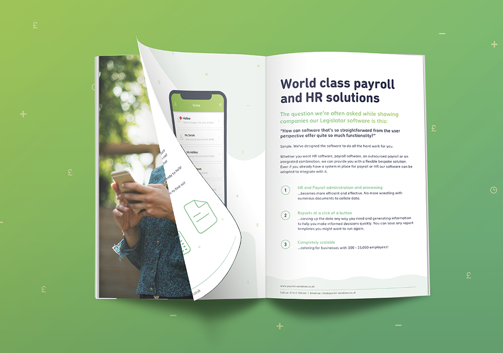 Payroll Solutions Brochure