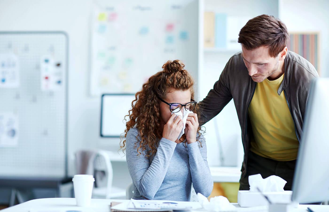 financial worries more help